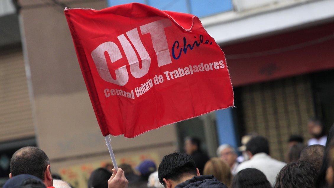 Más de 100 chilenos detenidos durante marchas de trabajadores